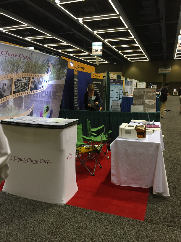 Cloud-Clone Corp attended American Association of Immunology Annual Meeting 2016
