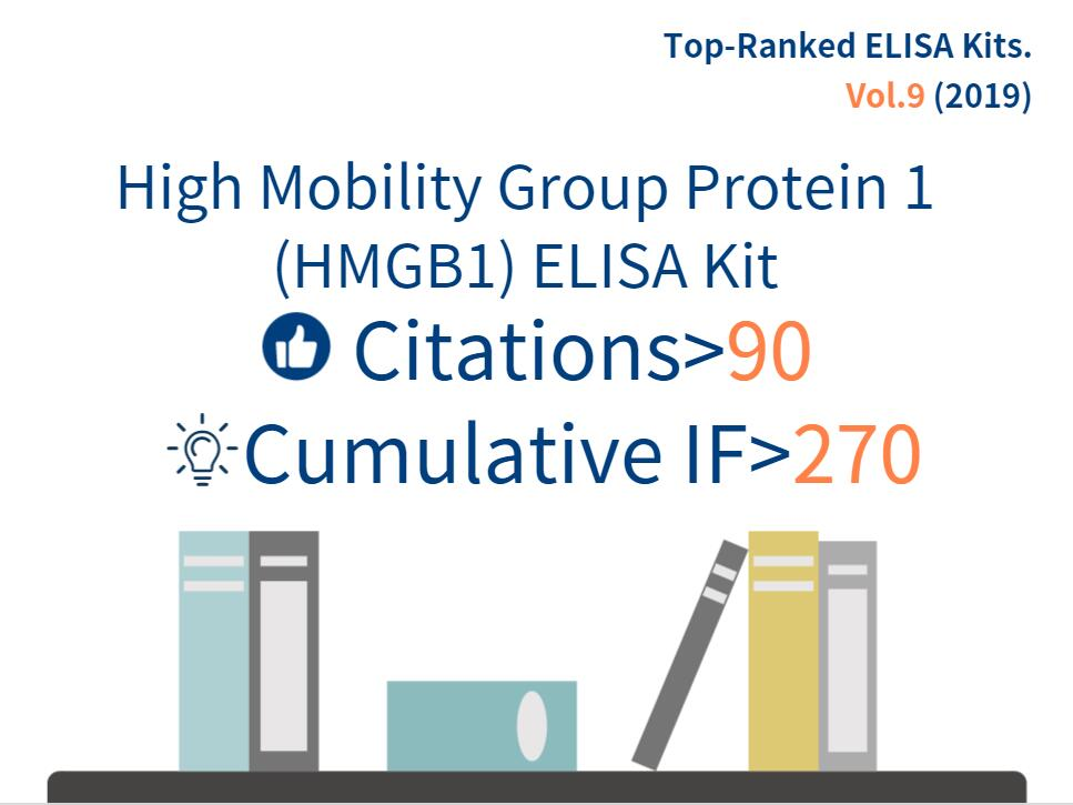 Top-Ranked ELISA Kits (High Mobility Group Protein 1 HMGB1). Vol.9 (2019)