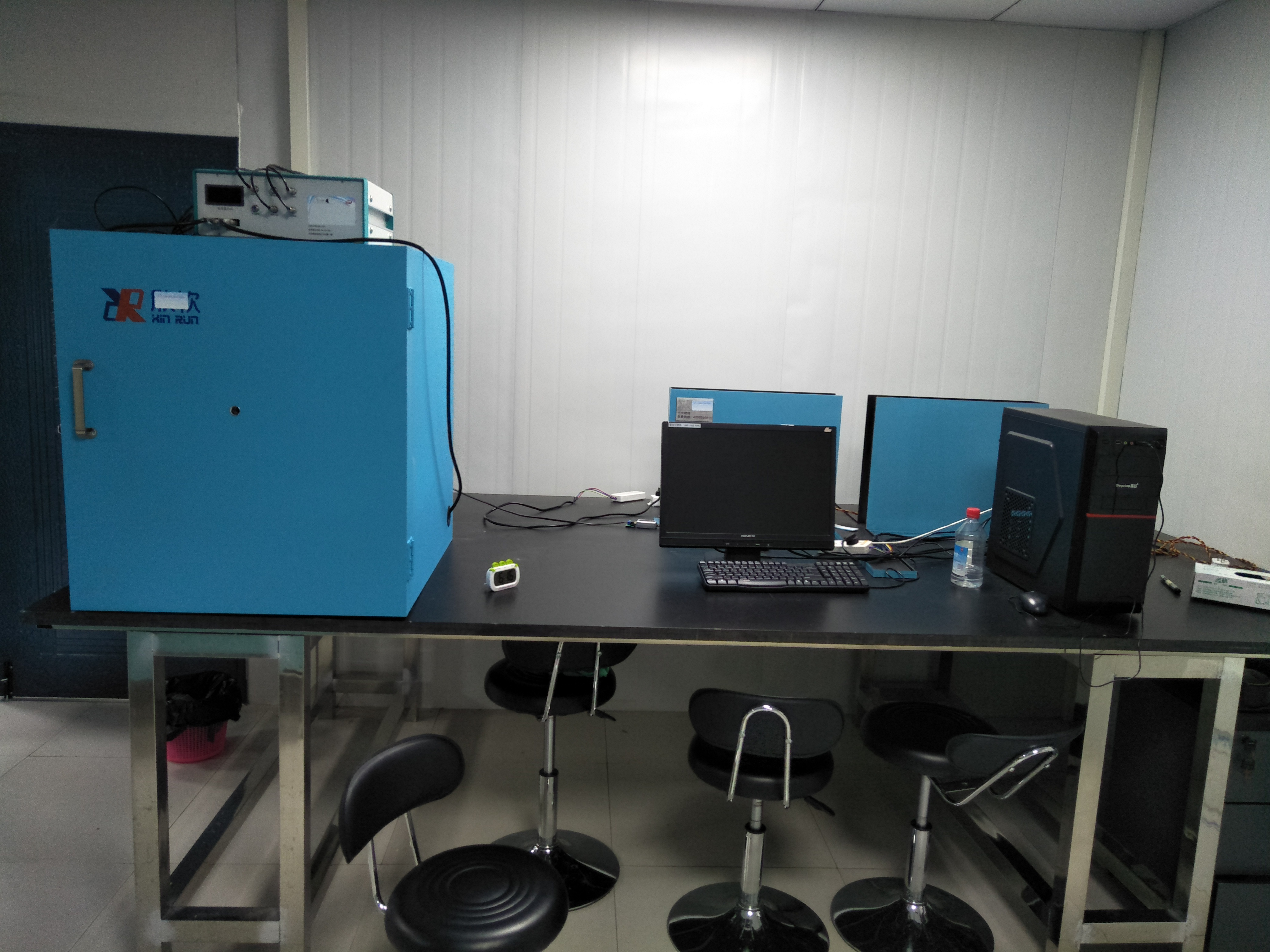 Shuttle box Test (Behavioral Detection)