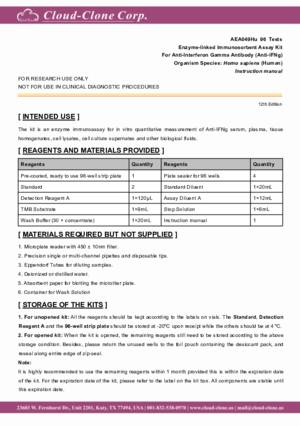 ELISA-Kit-for-Anti-Interferon-Gamma-Antibody-(Anti-IFNg)-AEA049Hu.pdf
