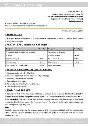 ELISA-Kit-for-Anti-Myeloperoxidase-Antibody--Anti-MPO--E99501Hu.pdf