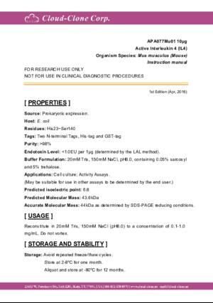 Active-Interleukin-4-(IL4)-APA077Mu01.pdf