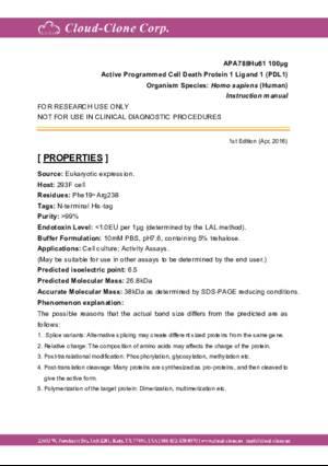 Active-Programmed-Cell-Death-Protein-1-Ligand-1-(PDL1)-APA788Hu61.pdf