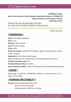 Active-Tumor-Necrosis-Factor-Receptor-Superfamily--Member-14-(TNFRSF14)-APD926Hu01.pdf