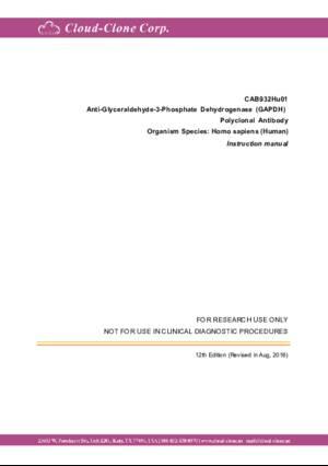 Anti-Glyceraldehyde-3-Phosphate-Dehydrogenase-(GAPDH)-Polyclonal-Antibody-CAB932Hu01.pdf