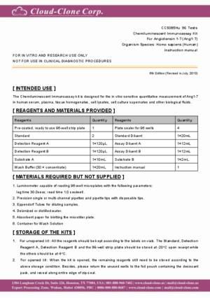 CLIA-Kit-for-Angiotensin-1-7-(Ang1-7)-CCS085Hu.pdf