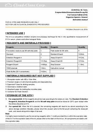 ELISA-Kit-for-Estrone-Sulfate-(E1S)-E90191Ge.pdf