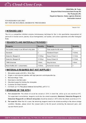 ELISA-Kit-for-Proinsulin-(PI)-CEA379Hu.pdf