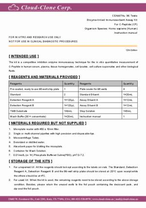 ELISA-Kit-for-C-Peptide-(CP)-CEA447Hu.pdf
