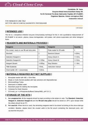 ELISA-Kit-for-N-Terminal-Pro-Brain-Natriuretic-Peptide-(NT-ProBNP)-CEA485Ra.pdf