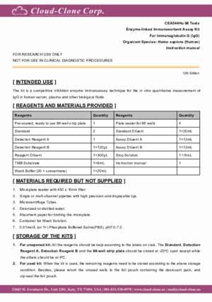 ELISA-Kit-for-Immunoglobulin-G-(IgG)-CEA544Hu.pdf