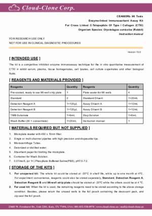ELISA-Kit-for-Cross-Linked-C-Telopeptide-Of-Type-I-Collagen-(CTXI)-CEA665Rb.pdf