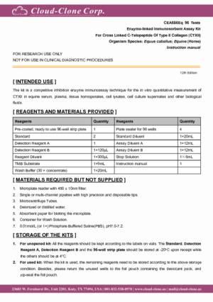 ELISA-Kit-for-Cross-Linked-C-Telopeptide-Of-Type-II-Collagen-(CTXII)-CEA686Eq.pdf