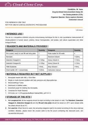 ELISA-Kit-for-Cholecystokinin-(CCK)-CEA802Hu.pdf