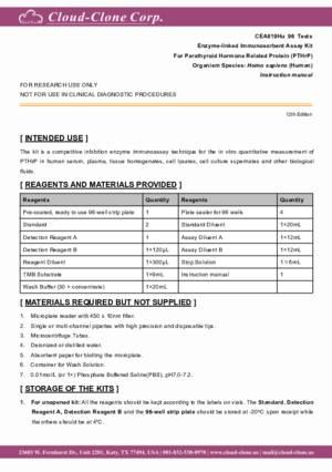 ELISA-Kit-for-Parathyroid-Hormone-Related-Protein-(PTHrP)-CEA819Hu.pdf