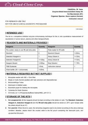 ELISA-Kit-for-Neurotensin-(NT)-CEB203Hu.pdf
