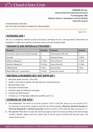 ELISA-Kit-for-Hemoglobin-(HB)-CEB409Rb.pdf