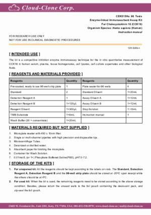 ELISA-Kit-for-Cholecystokinin-18-(CCK18)-CEK515Hu.pdf