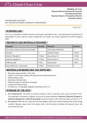 ELISA-Kit-for-Deoxycholate-(DC)-CES089Ge.pdf
