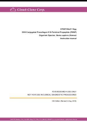 OVA-Conjugated-Procollagen-III-N-Terminal-Propeptide-(PIIINP)-CPA573Hu21.pdf