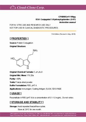 BSA-Conjugated-5-Hydroxytryptamine-(5-HT)-CPA808Ge11.pdf