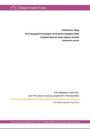 KLH-Conjugated-Procollagen-I-N-Terminal-Propeptide-(PINP)-CPA957Hu31.pdf