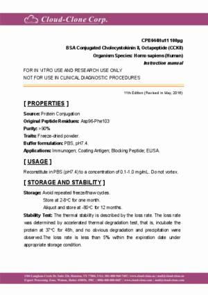 BSA-Conjugated-Cholecystokinin-8--Octapeptide-(CCK8)-CPB044Hu11.pdf