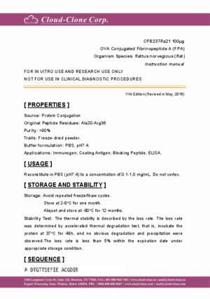 OVA-Conjugated-Fibrinopeptide-A-(FPA)-CPB237Ra21.pdf