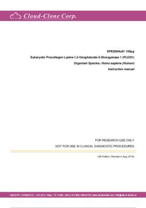 Eukaryotic-Procollagen-Lysine-1-2-Oxoglutarate-5-Dioxygenase-1-(PLOD1)-EPE256Hu61.pdf