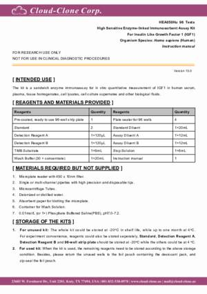 High-Sensitive-ELISA-Kit-for-Insulin-Like-Growth-Factor-1-(IGF1)-HEA050Hu.pdf
