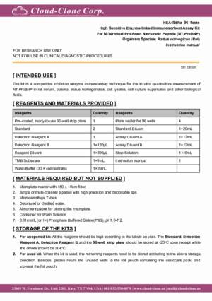 High-Sensitive-ELISA-Kit-for-N-Terminal-Pro-Brain-Natriuretic-Peptide-(NT-ProBNP)-HEA485Ra.pdf