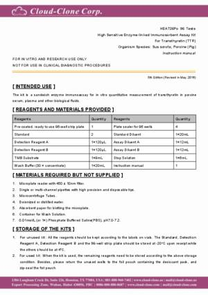 High-Sensitive-ELISA-Kit-for-Transthyretin-(TTR)-HEA726Po.pdf