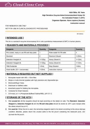 High-Sensitive-ELISA-Kit-for-Activated-Protein-C-(APC)-HEA738Hu.pdf
