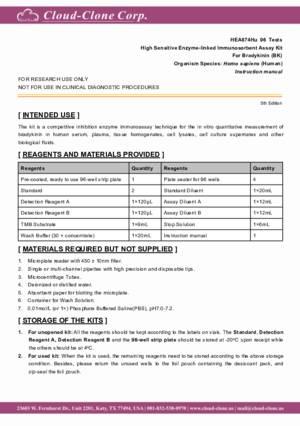 High-Sensitive-ELISA-Kit-for-Bradykinin-(BK)-HEA874Hu.pdf