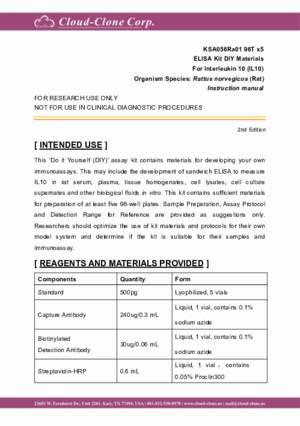 ELISA-Kit-DIY-Materials-for-Interleukin-10-(IL10)-KSA056Ra01.pdf