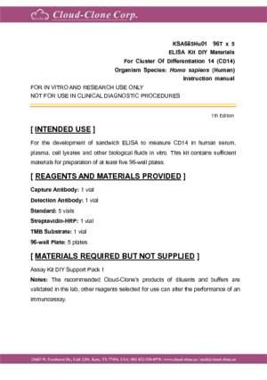 ELISA-Kit-DIY-Materials-for-Cluster-Of-Differentiation-14-(CD14)-KSA685Hu01.pdf