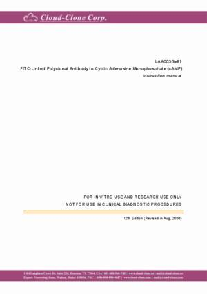 FITC-Linked-Polyclonal-Antibody-to-Cyclic-Adenosine-Monophosphate-(cAMP)-LAA003Ge81.pdf