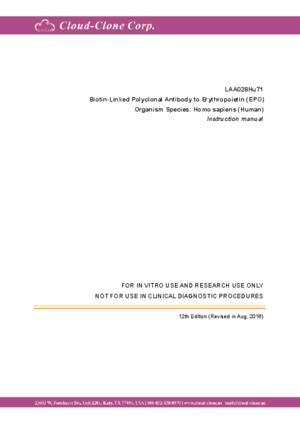 Biotin-Linked-Polyclonal-Antibody-to-Erythropoietin-(EPO)-LAA028Hu71.pdf