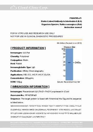 Biotin-Linked-Antibody-to-Interleukin-6--IL6--PAA079Ra71.pdf