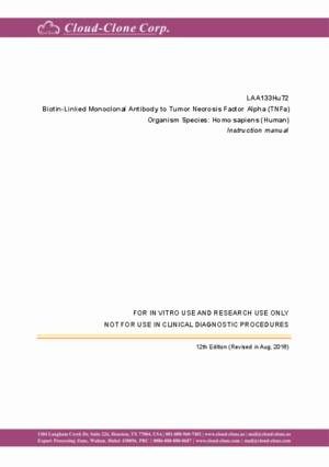Biotin-Linked-Monoclonal-Antibody-to-Tumor-Necrosis-Factor-Alpha-(TNFa)-LAA133Hu72.pdf