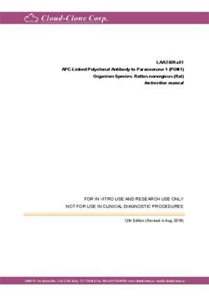 APC-Linked-Polyclonal-Antibody-to-Paraoxonase-1-(PON1)-LAA243Ra51.pdf