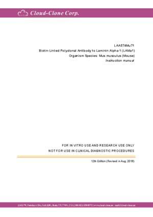 Biotin-Linked-Polyclonal-Antibody-to-Laminin-Alpha-1-(LAMa1)-LAA574Mu71.pdf