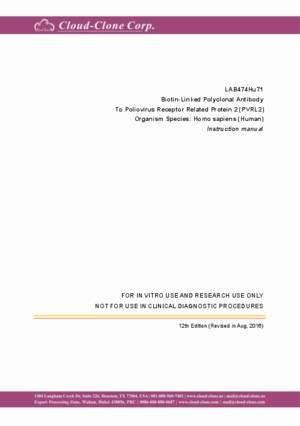 Biotin-Linked-Polyclonal-Antibody-to-Poliovirus-Receptor-Related-Protein-2-(PVRL2)-LAB474Hu71.pdf