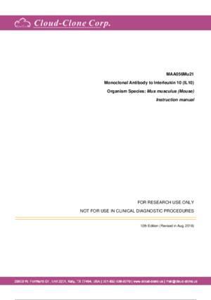 Monoclonal-Antibody-to-Interleukin-10-(IL10)-MAA056Mu21.pdf