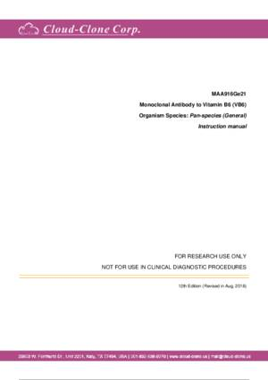 Monoclonal-Antibody-to-Vitamin-B6-(VB6)-MAA916Ge21.pdf