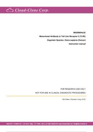 Monoclonal-Antibody-to-Toll-Like-Receptor-5-(TLR5)-MAB990Hu22.pdf
