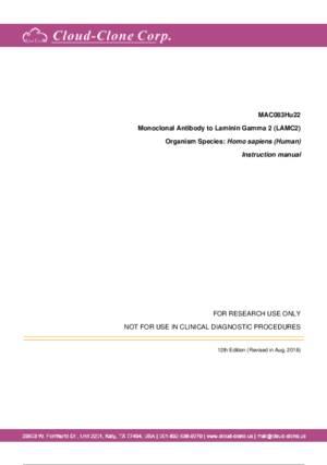 Monoclonal-Antibody-to-Laminin-Gamma-2-(LAMC2)-MAC083Hu22.pdf