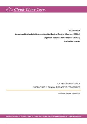 Monoclonal-Antibody-to-Regenerating-Islet-Derived-Protein-3-Gamma-(REG3g)-MAE676Hu24.pdf