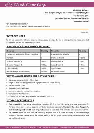 Mini-Samples-ELISA-Kit-for-Melatonin-(MT)-MEA908Ge.pdf