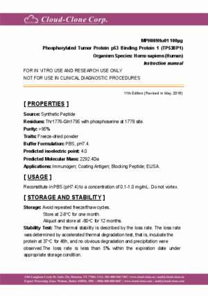 Phosphorylated-Tumor-Protein-p53-Binding-Protein-1-(TP53BP1)-MPH009Hu01.pdf